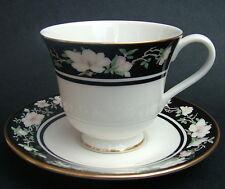 Années 1980 royal doulton intrigue patron TC1153 thé tasses & soucoupes-look en très bon état