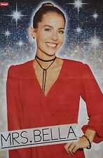 Mrs Bella-a3 Poster (approx 42 x 28 cm) - Youtube Star Clippings Fan Collection NEW