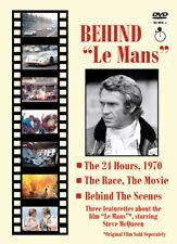 Behind Le Mans (Steve McQueen Porsche 917 Ferrari Film Movie 24 Stunden) DVD