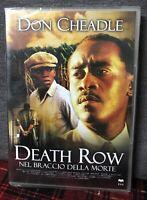 Death Row Nel Braccio Della Morte (1999) DVD Nuovo Sigillato