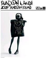 ThreeA 3a Ashley Wood x Die Antwoord ZEF SHADOW LANDI brand new unopened box