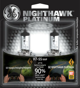 Headlight Bulb-Sedan GE Lighting H7-55NHP/BP2