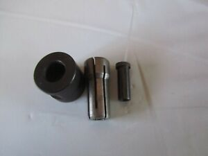 "DOTCO Die Grinder Collets and Nut Assembly - DA200 1/4"" & 1/8"" Collets"