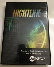 ABC News Nightline America in Black and White: The Life of a Black Cop (DVD, 20…