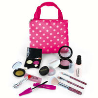 11pcs Simulation Cosmetics Set Toy Children Pretend Role Play Make Up Kits