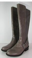 Me Too Womens Dallas Knee High Riding Boot Shoes, Granite, US 7.5