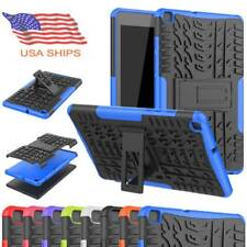 For Samsung Galaxy Tab A 8.0 T290 T295 Tablet Heavy Duty Rugged Stand Case Cover