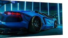 Sportwagen Autos Lamborghini Leinwandbilder Wandbilder - Hochwertiger Kunstdruck