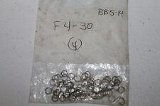 Bag of 100 F4-30 Rings