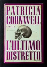 Patricia Cornwell, L'ultimo distretto, Ed. Mondadori, 2001