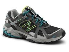 New Balance 570 SUREGRIP  Work Womens Grey/Teal/Yello Sneakers SZ 6.5 B