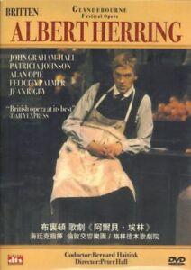 Britten - Albert Herring / Graham-Hall, Rigby, Opie, Kern, Palmer, Johnson DVD