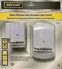 Wireless RF Door Entry with Receiver Lighting Control - BRAND NEW IN BOX