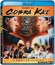 Cobra Kai – Seasons 1-2 Blu-ray Action Comedy Drama