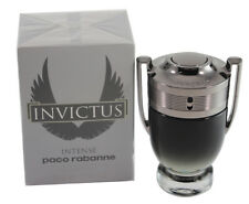 Invictus Intense By Paco Rabanne 1.7/1.6 oz. Edt Spray For Men New In Box