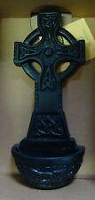 Irish Turf Crafts HOLY WATER FONT 8 INCH T30
