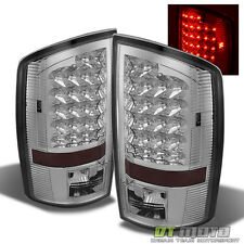 2002-2006 Dodge Ram 1500 2500 3500 LED Tail Lights Lamps Left+Right Aftermarket