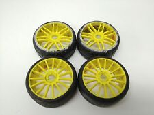 *Heavy Use* GRP Belted Road Slick Drift Tires 17mm Hex 1/8 Buggy Slash 4x4