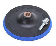 Klett Schleifteller Haftteller 115 / 125 / 150mm M14 mit adapter PRO NEU
