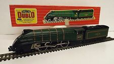 HORNBY DUBLO 2211 2-RAIL E.R GOLDEN FLEECE 60030 4-6-2 & TENDER BOXED  (OO136)