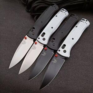 535 axis lock m390 steel blade titanium handle tactical folding pocket knife edc
