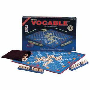 [SPM GAMES] [SPM166] VOCABLE English Vocabulary Alphabet Spelling Game