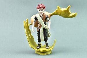 Naruto Sandstorm Gaara Masashi Kishimoto Action Figure Mattel