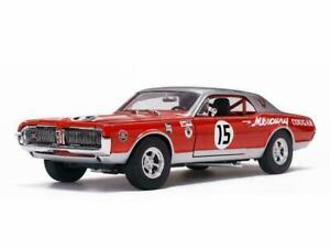 1:18 1967 Mercury Cougar -- #15 Parnelli Jones Racing -- Sunstar