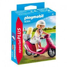Playmobil 9084 Mujer Con Scooter (Special Plus). NUEVO EN CAJA.