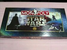 Star Wars Monopoly Board Game 1997 New/Other