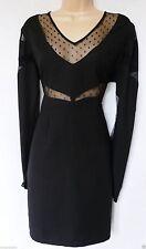 Lipsy Patternless Mini Dresses for Women