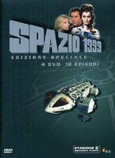 SPAZIO 1999 - STAGIONE 02 PARTE 2  4DVD  12 EPIS