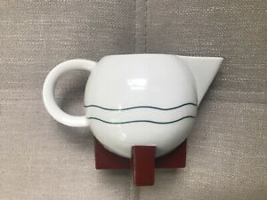 LITTLE DRIPPER Coffee CREAMER ONLY Michael Graves Swid Powell 1987 MINT