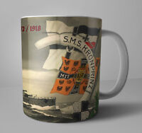 WWI SMS Kronprinz Battleship Imperial German Navy CrownPrince Wilhelm Scapa Flow