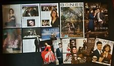 ❤ BONES Emily Deschanel David Boreanaz 2 Poster Clippings Berichte ❤