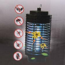 Electronic Indoor Insect Mosquito Fly Bugs Lamp Killer Zapper Control Trap Lamp