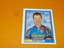 N°272 S. HODGE FESTINA MERLIN GIRO D'ITALIA CICLISMO 1995 CYCLISME PANINI TOUR