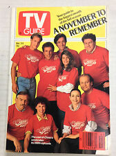 TV Guide Magazine Cheers 200th Episode November 3-9, 1990 041617nonrh