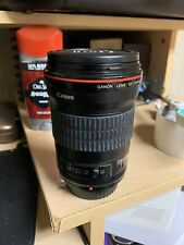 Canon EF 135-135mm f/2 L USM Lens USED
