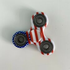 American Flag Fidget Spinner - Stress Relief - Autism - Busy Hands