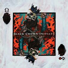 Black Crown Initiate ** Violent Portraits of Doomed Escape *NEW LIMITED CD!