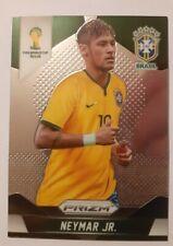Carte Panini prizm World cup 2014. Neymar