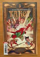 TAROT #3 2020 Main Cover A 1st Print Marvel NM+