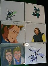 JAPANESE ANIMATION CELS ANIME TRANSFORMERS OTHERS ORIGINALS