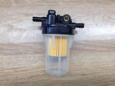 Kubota 6A320-58862 OEM Complete Diesel Gasoline Fuel Filter Assembly Universal