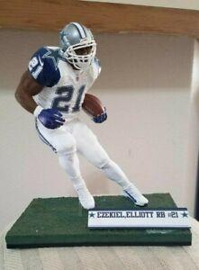 Ezekiel Elliott Custom Throwback Dallas Cowboys 12 Inch McFarlane Color Rush