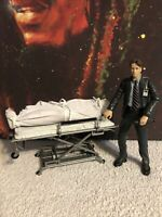 Mcfarlane X-Files 1998 Action Figure Set Agent Mulder with Corpse Figure