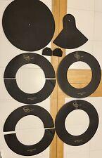 Cymbal Mute Set Mixed Lot Sabian
