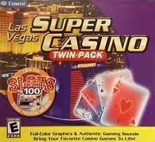 LAS VEGAS SUPER CASINO  BRING YOUR FAVORITE CASINO GAMES TO LIFE! FREE FAST SHIP