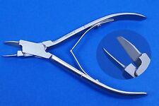 Nail Pliers Corner Nippers Scissors Diabetics ca.5 1/8in Stainless Steel